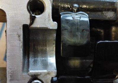 Motor Nokenwelle