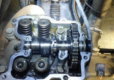 Motorreparatur-Arctic-Cat-700