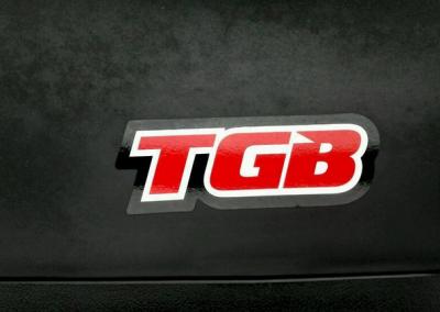 TGB Logo Blade