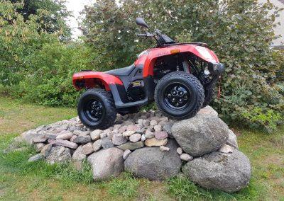 HM-3VENTS Quads ATV 456