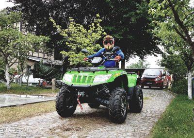 HM-3VENTS Quads ATV 09