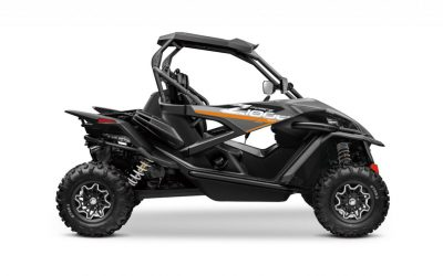 Review CFmoto ZForce